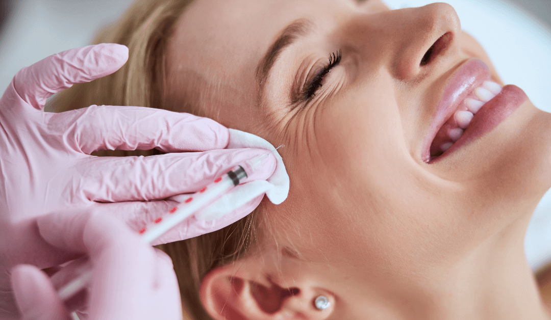 How Botox Can Fix Crows Feet?